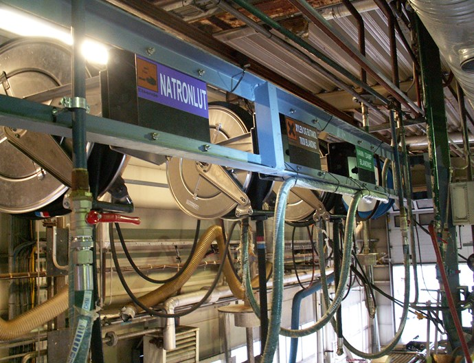 Dynea Tank Cleaning Service